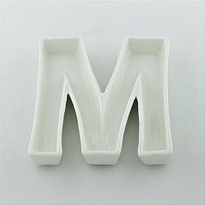Prato Letras - M