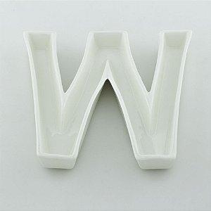 Petisqueira Letras - W