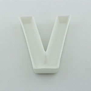 Prato Letras - V