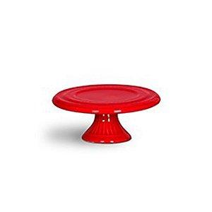 Mini boleira vermelha