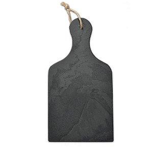 Tábua de Ardósia - Acabamento Liso (19x37cm)