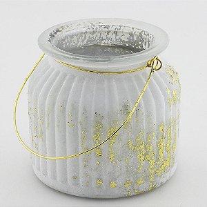 Vaso com alça largo (10,5x11cm)