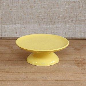 Mini boleira Lisa - Amarela