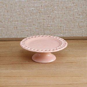 Boleira Elos Rosa - Pequena