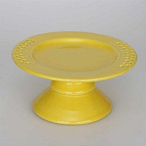 Boleira Veneza Amarelo - Pequena