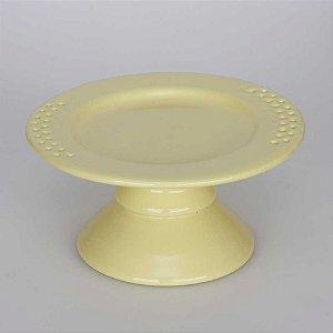 Boleira Veneza Amarelo Claro - Pequena