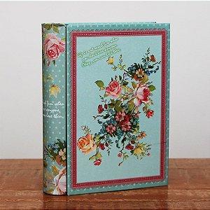 Caixa Livro  - Verde