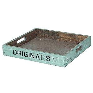 Caixa de Madeira Originals (4,5x29,5x29,5cm)