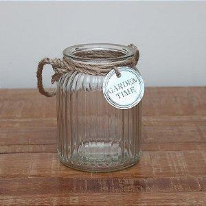 Vaso Decorativo de Vidro 3