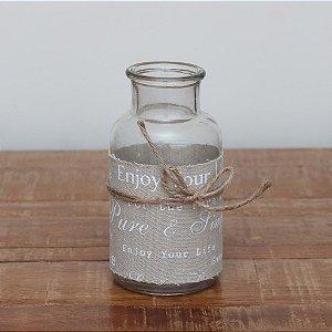 Vaso Decorativo de Vidro 4