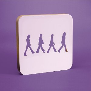 Placa Abbey Road
