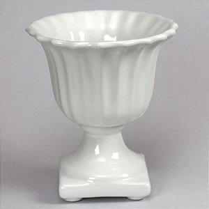 Vaso Frisado - Branco