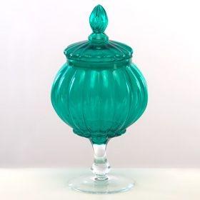 Bomboniere de Vidro - Verde