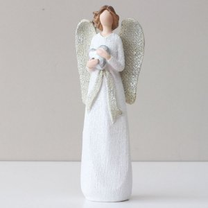 Anjo Delicado com Coração
