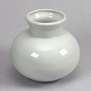 Vaso Bolinha Candy Branco