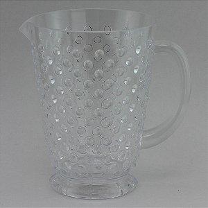 Jarra de plástico Transparente