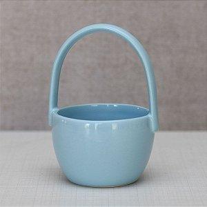 Cestinha Azul Candy