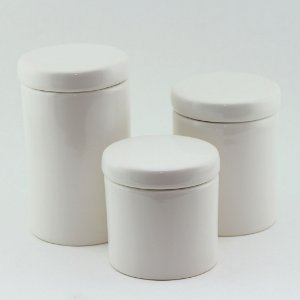 Kit Higiene Branco - 3 peças