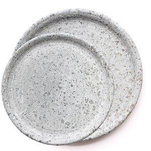 Prato de pedra sabão