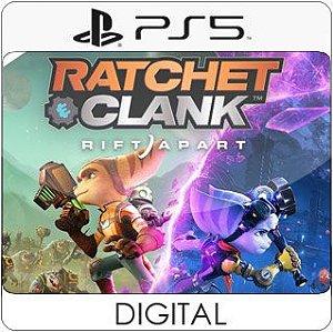 Ratchet & Clank: Em Uma Outra Dimensão PS5 Mídia Digital