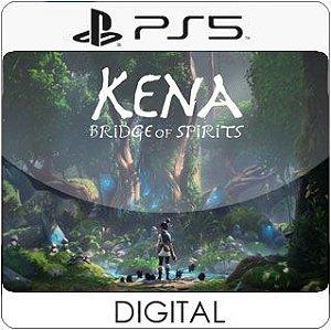 Kena: Bridge of Spirits PS5 Mídia Digital