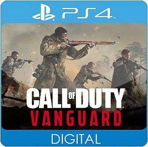 Call of Duty: Vanguard PS4 Mídia Digital