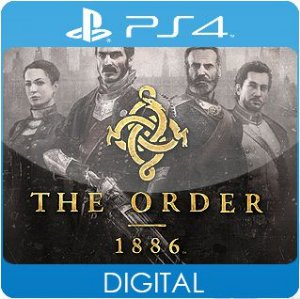The Order: 1886 PS4 Mídia Digital