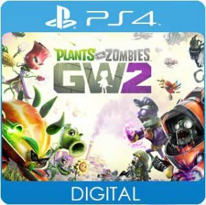 Plants vs Zombies Garden Warfare 2 PS4 Mídia Digital