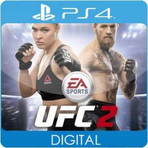 EA Sports UFC 2 PS4 Mídia Digital