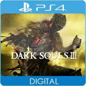 Dark Souls 3 PS4 Mídia Digital