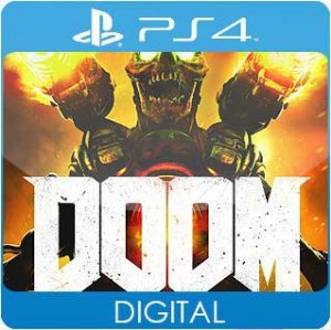 Doom PS4 Mídia Digital