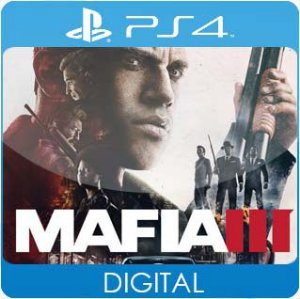 Mafia 3 PS4 Mídia Digital