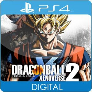 Dragon Ball Xenoverse 2 PS4 Mídia Digital