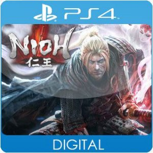 Nioh PS4 Mídia Digital
