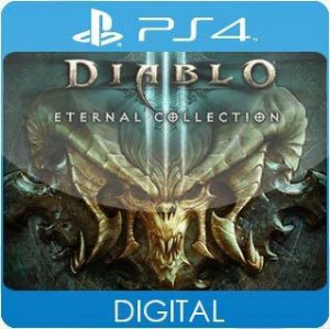 Diablo 3: Eternal Collection PS4 Mídia Digital