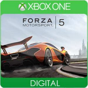 Forza Motorsport 5 Xbox One Mídia Digital