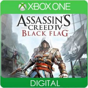 Assassins Creed IV Black Flag Xbox One Mídia Digital