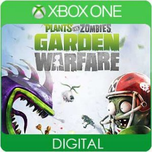 Plants vs Zombies Garden Warfare Xbox One Mídia Digital