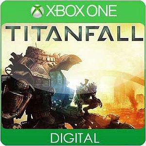 Titanfall Xbox One Mídia Digital