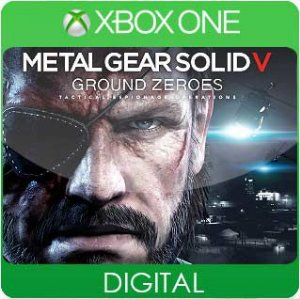 Metal Gear Solid V: Ground Zeroes Xbox One Mídia Digital