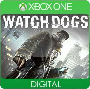 Watch Dogs Xbox One Mídia Digital