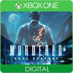 Murdered: Soul Suspect Xbox One Mídia Digital