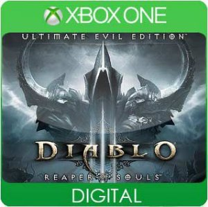 Diablo III: Reaper of Souls Ultimate Evil Edition Xbox One Mídia Digital
