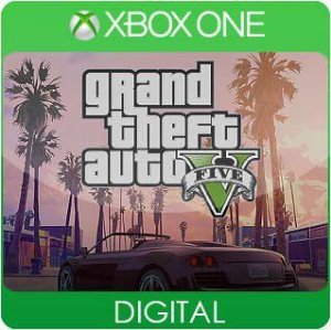 Grand Theft Auto V Xbox One Mídia Digital