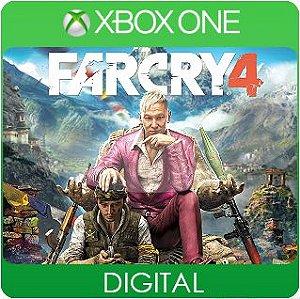 Far Cry 4 Xbox One Mídia Digital