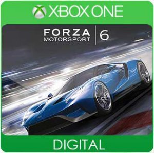 Forza Motorsport 6 Xbox One Mídia Digital