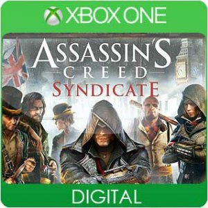 Assassins Creed Syndicate Xbox One Mídia Digital