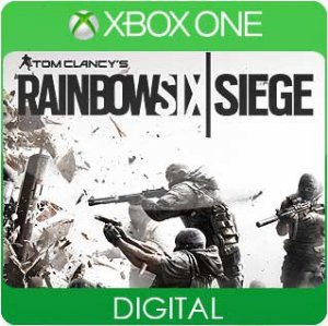 Tom Clancy's Rainbow Six Siege Xbox One Mídia Digital