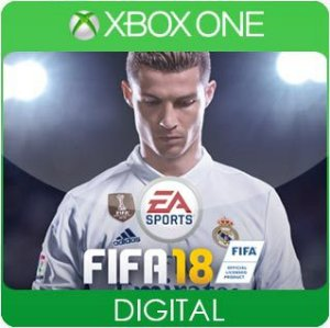 FIFA 18 Xbox One Mídia Digital