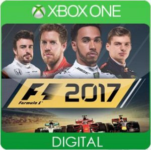 F1 2017 Xbox One Mídia Digital